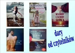 dary od czytelników listopad 1